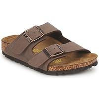 Schuhe Jungen Pantoffel Birkenstock ARIZONA Braun