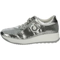 Schuhe Damen Sneaker Low Agile By Ruco Line Agile By Rucoline  1315 Niedrige Sneakers Damen Silber Silber