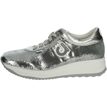 Schuhe Damen Sneaker Low Agile By Ruco Line 1315 Silber