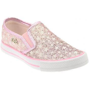 Schuhe Kinder Slip on Lulu GIULIA skate