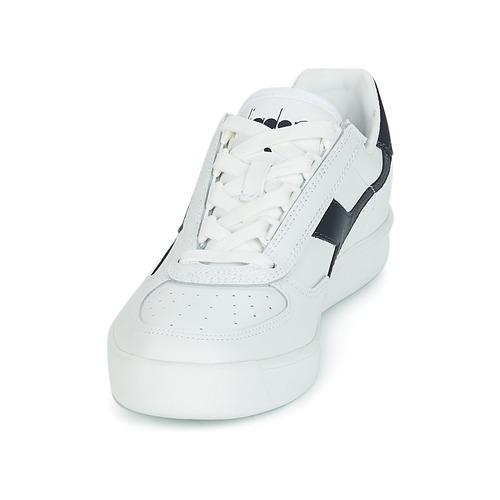 Diadora  B.ELITE Weiss / Marine  Diadora Schuhe Sneaker Low  79,99 a4c83c