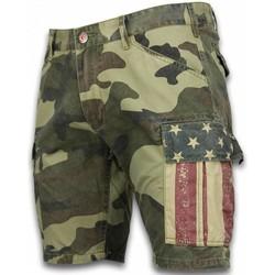 Kleidung Herren Shorts / Bermudas Bb Bread & Buttons  Grün