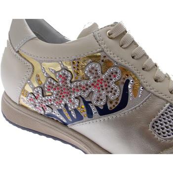 Schuhe Damen Wanderschuhe Calzaturificio Loren LOC3791be blu