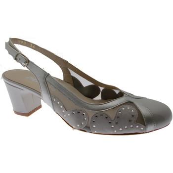 Schuhe Damen Sandalen / Sandaletten Melluso MEX588gr grigio