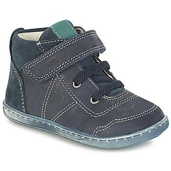 Schuhe Jungen Boots Primigi PALMER Blau