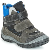 Schuhe Jungen Schneestiefel Primigi PNA 24355 GORE-TEX Grau / Blau