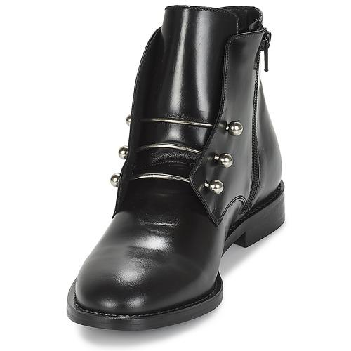 Jonak DHAVLEN Schwarz  Schuhe Boots Damen 149