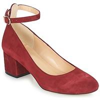 Schuhe Damen Pumps Jonak VESPA Rot