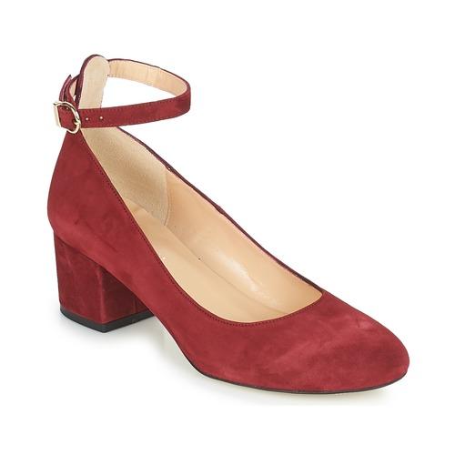 Jonak VESPA Rot  Schuhe Pumps Damen 95