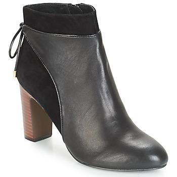 Schuhe Damen Low Boots Jonak BEAR Schwarz