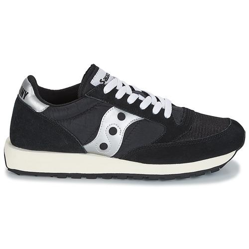 Saucony JAZZ ORIGINAL VINTAGE Schwarz / Weiss  Schuhe Sneaker Low  94,99