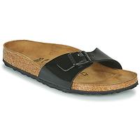 Schuhe Damen Pantoffel Birkenstock MADRID Schwarz