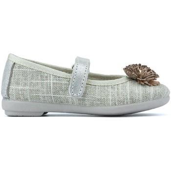 Schuhe Kinder Ballerinas Vulladi HANDTASCHEN  DESI PIÑA K 5419 BEIGE