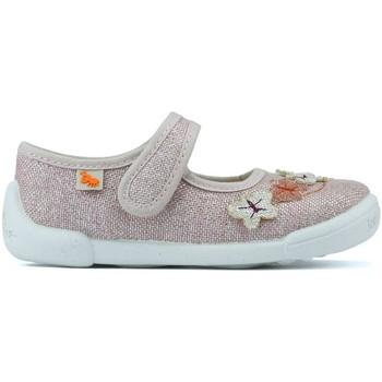 Schuhe Kinder Ballerinas Vulladi LINO FLORES K 5781 LETTEN Rose