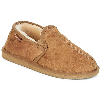 Schuhe Herren Hausschuhe Shepherd BOSSE Camel