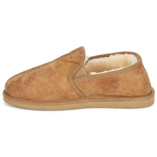 Shepherd BOSSE Camel  Schuhe Hausschuhe Herren 79,99