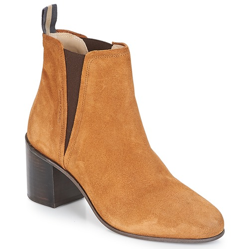 Marc O'Polo CAROLINA Camel  Schuhe Low Boots Damen 179