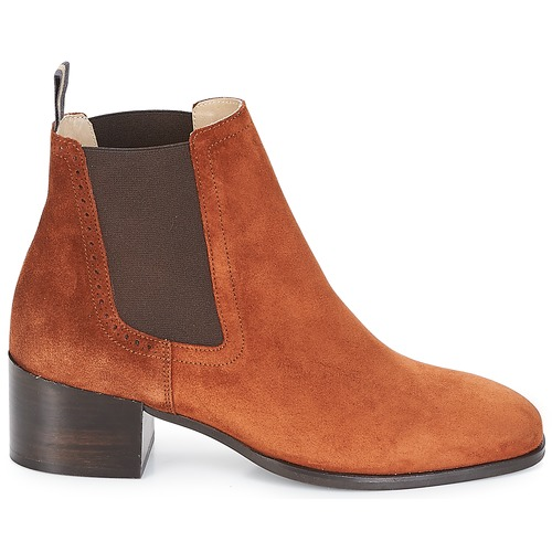 Marc O'Polo CATANIA Braun  Schuhe Low Boots Damen 179