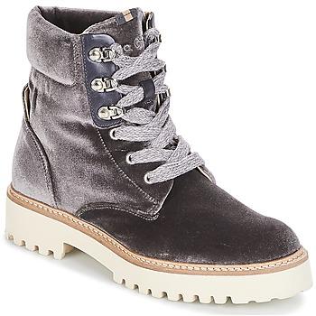 Schuhe Damen Boots Marc O'Polo LUCIA 2B Grau
