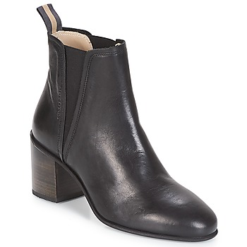 Schuhe Damen Low Boots Marc O'Polo CAROLINA Schwarz
