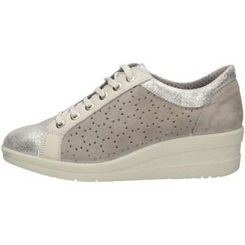Schuhe Damen Sneaker Low Imac 106430 D GRAY