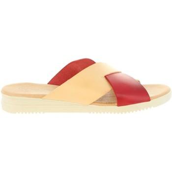 Schuhe Damen Sandalen / Sandaletten Cumbia 20571 Beige