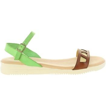 Schuhe Damen Sandalen / Sandaletten Cumbia 20575 Verde