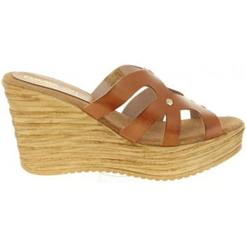 Schuhe Damen Sandalen / Sandaletten Cumbia 30986 Marrón
