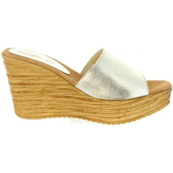 Schuhe Damen Sandalen / Sandaletten Cumbia 31000 Plateado