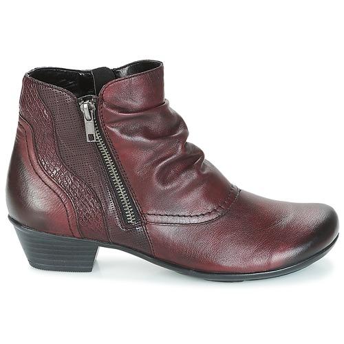 Remonte Dorndorf SORIAL Rot  Schuhe Low Stiefel Damen Damen Damen 77ccbc