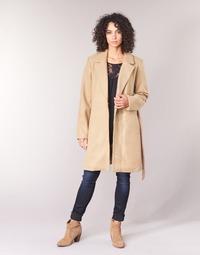 Kleidung Damen Mäntel Vila VILUS Camel