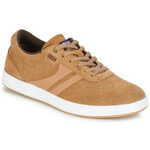 Schuhe Herren Sneaker Low Globe EMPIRE Braun