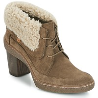 Schuhe Damen Low Boots El Naturalista LICHEN Kaki