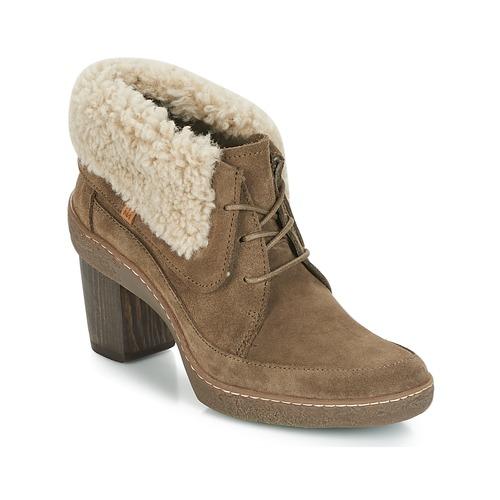 El Naturalista LICHEN Kaki  Schuhe Low Boots Damen 165