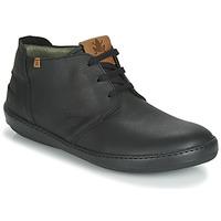 Schuhe Herren Boots El Naturalista METEO Schwarz