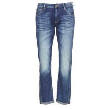 Kleidung Damen Boyfriend Jeans Le Temps des Cerises HERITAGE Blau