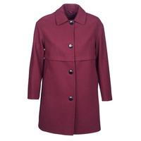 Kleidung Damen Mäntel Sisley FAREDA Bordeaux