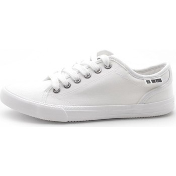 Schuhe Damen Sneaker Low Big Star W274835 Weiß