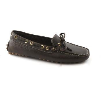 Schuhe Damen Slipper Manila MAN-CCC-7502A-TM Marrone