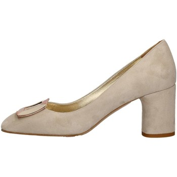 Schuhe Damen Pumps Mariano Ventre 8634 SHELL