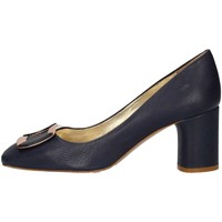 Schuhe Damen Pumps Mariano Ventre 8634 BLUE