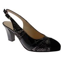 Schuhe Damen Sandalen / Sandaletten Soffice Sogno SOSO8061ne nero