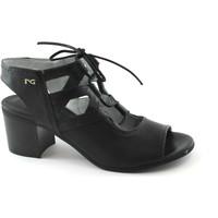Schuhe Damen Sandalen / Sandaletten Nero Giardini NGD-E18-05720-100 Nero