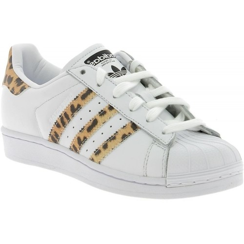 adidas Originals Superstar W Scarpe Sportive Donna Bianche CQ2514 Weiss