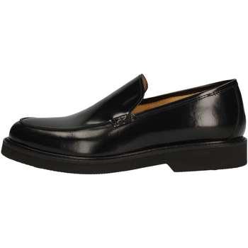 Schuhe Herren Slipper Hudson 311 BLACK