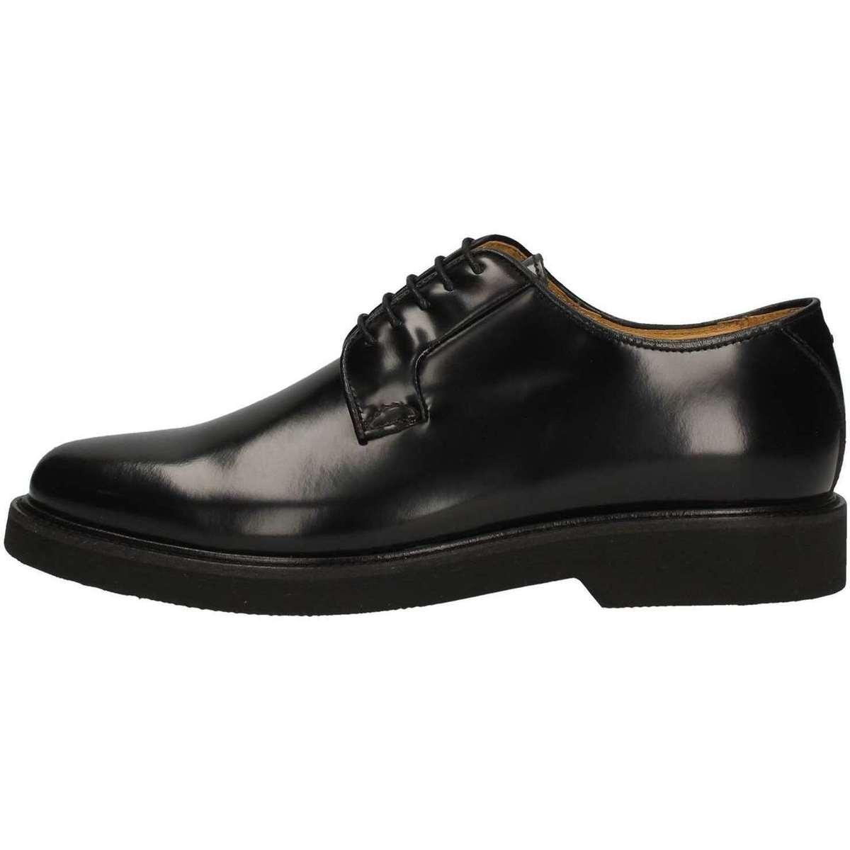 Hudson 930 Lace up shoes Mann Schwarz Schwarz - Schuhe Derby-Schuhe Herren 104,00 €