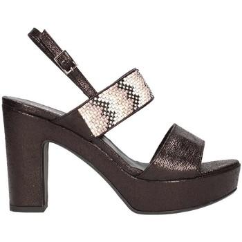 Schuhe Damen Sandalen / Sandaletten Martina B Mbss18-371-nv schwarz