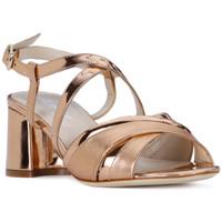 Schuhe Damen Sandalen / Sandaletten Melluso VALERIA SALMONE Rosa