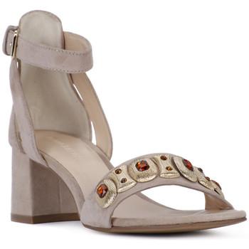 Schuhe Damen Sandalen / Sandaletten Elvio Zanon SANDALO Rosa