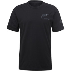 Kleidung Herren T-Shirts adidas Performance All Blacks Athletics Eclipse T-Shirt Schwarz